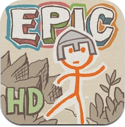 Draw a Stickman: EPIC HD (iPad)
