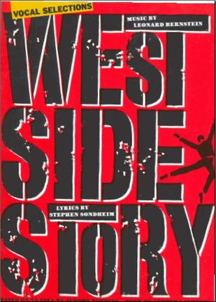 West Side Story - Vocal Selections [Score]