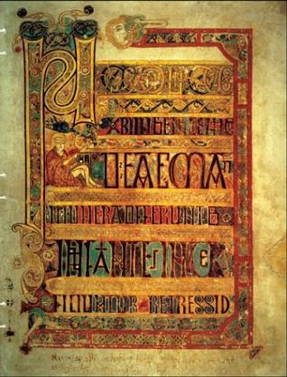 Handstiched Book of Kells Lined Iudaea