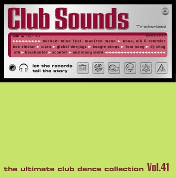 Vol. 41-Club Sounds