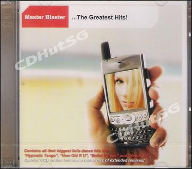Master Blaster Greatest Hits!