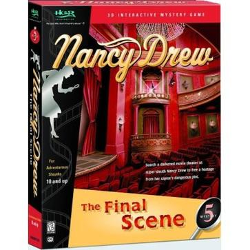 Nancy Drew: The Final Scene (VG)