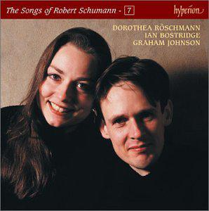Hyperion Edition: The Songs of Robert Schumann, vol. 7