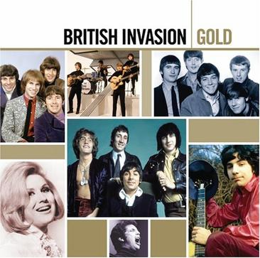 Gold: British Invasion