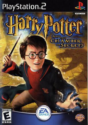 哈利波特与消失的密室 Harry Potter and the Chamber of Secrets