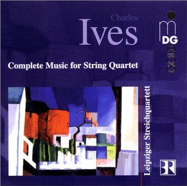 Charles Ives: Complete Music for String Quartet