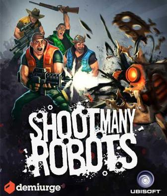 干掉机器人 Shoot Many Robots