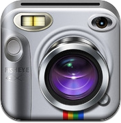 InstaFisheye - LOMO Fisheye Lens for Instagram (iPhone / iPad)