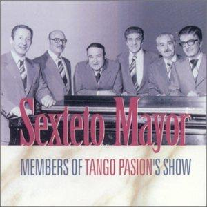 Sexteto Mayor - Members of 'Tango Passion's Show'