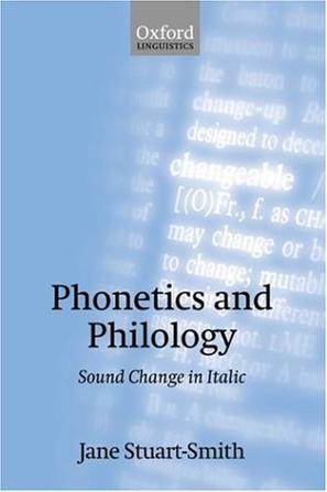 Phonetics and Philology