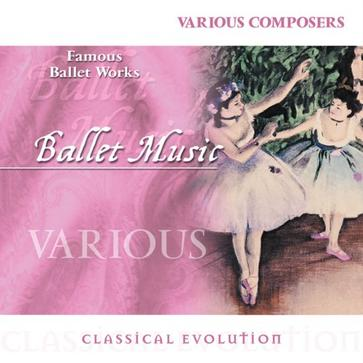 Classical Evolution: Famous Ballet Works