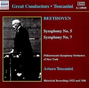 Beethoven: Symphony Number 5 & 7