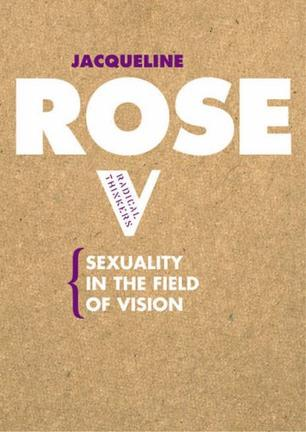 Sexuality in the Field of Vision (Radical Thinkers) (Radical Thinkers)