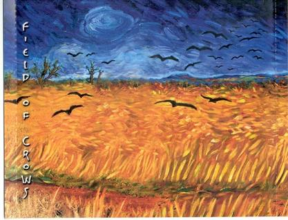 Field Of Crows