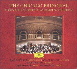 The Chicago Principal: First Chair Soloist Play Famous Concertos