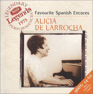 Favourite Spanish Encores