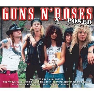 Guns N' Roses X-Posed: The Interview