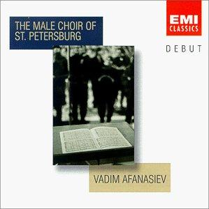 The Male Choir of St. Petersburg