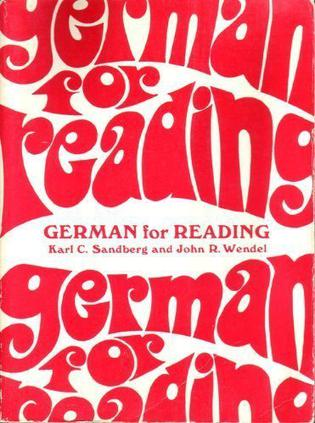 《German for Reading; A Programmed Approach for Graduate and Undergraduate Reading Courses》txt,chm,pdf,epub,mobi電子書下載