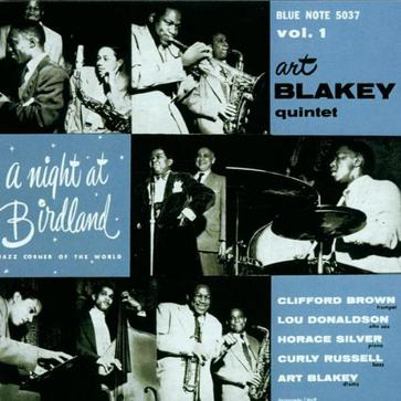 A Night at Birdland, Vol. 1