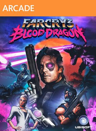 孤岛惊魂3:血龙 Far Cry 3: Blood Dragon