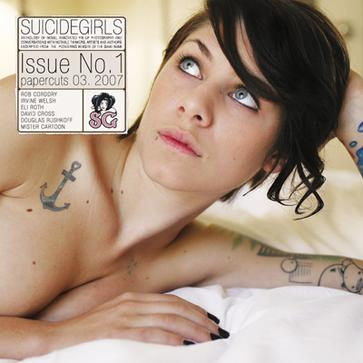 Suicide Girls Magazine