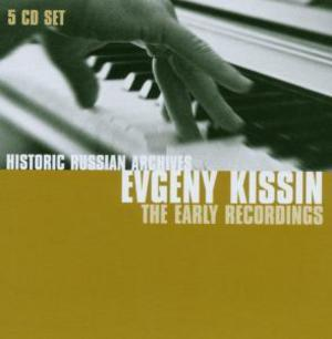 Historic Russian Archives - Evgeny Kissin (5 Cd Set)