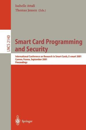 Smart Card Programming and Security