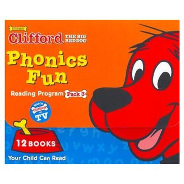 Phonics Fun Reading Program Pack 3