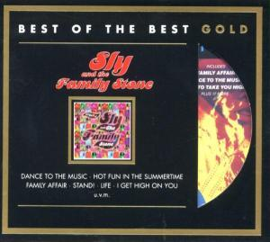 BEST OF THE BEST GOLD:Sly and the Family Stone