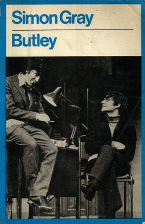 Butley (Modern Plays)