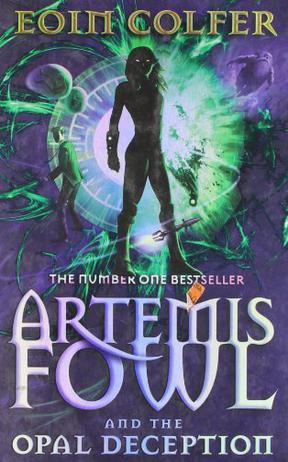 《Artemis Fowl and The Opal Deception》txt,chm,pdf,epub,mobi電子書下載