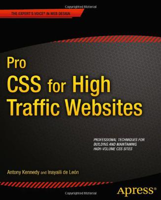 Pro CSS for High Traffic Websites