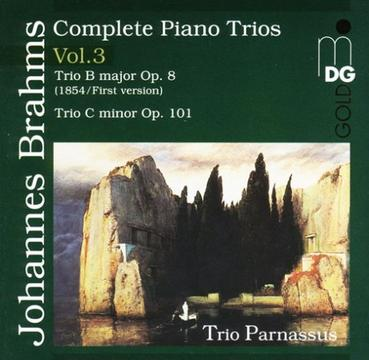 Complete Piano Trios, Vol. 3