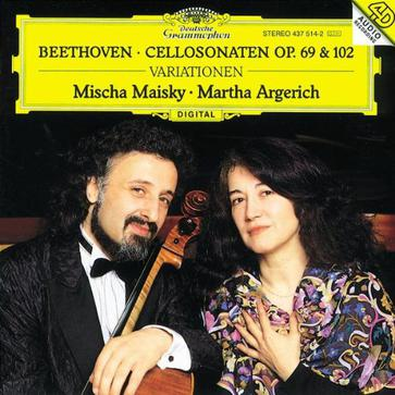Beethoven: Cello Sonatas Nos. 3, 4 & 5 / (12) Variations, Opp. 69, 102:1,2; WoO 45