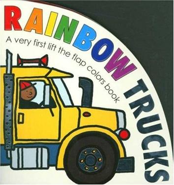 Rainbow Trucks - A Very First Pop-Up Book