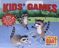 LITTLE GIANT BK & KIT KIDS GAMES