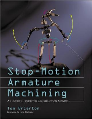 Stop-Motion Armature Machining