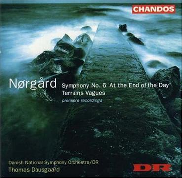 Nørgård: Symphony 6: At the End of the Day / Terrains Vague