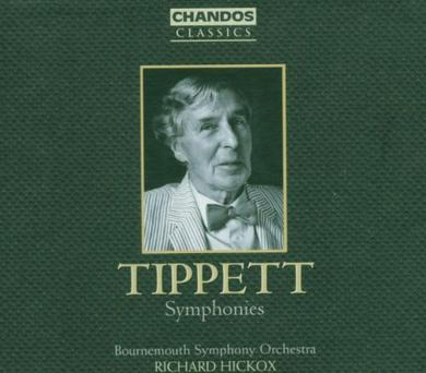TIPPETT: Symphonies Nos. 1-4 / New Year Suite