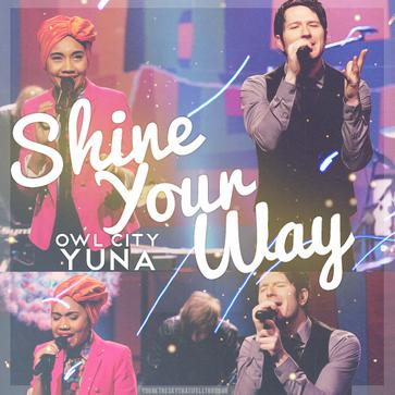 Adam Young Owl City... - Shine Your Way