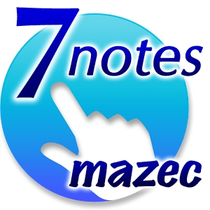 7notes with mazec (手書き日本語入力) (Android)