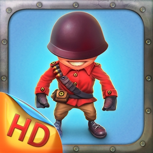 Fieldrunners HD (Android)