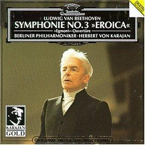 "Beethoven: Symphony No. 3 ""Eroica""; Egmont Overture"