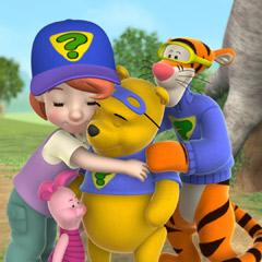 My Friends:Tigger and Pooh