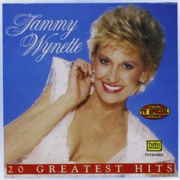 Tammy Wynette - 20 Greatest Hits