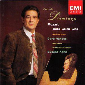 Mozart Arias - Placido Domingo