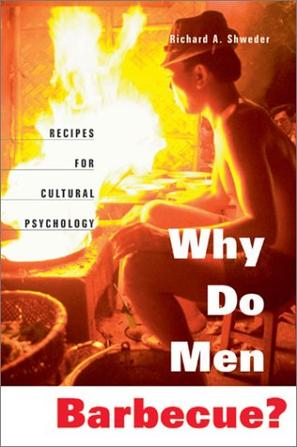 Why Do Men Barbecue?
