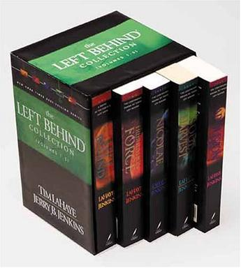 Left Behind Boxed Set 1