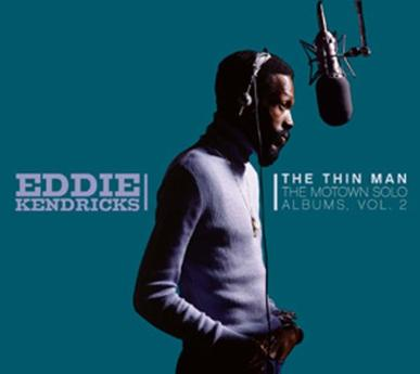 The Thin Man: The Motown Solo Albums, Vol. 2